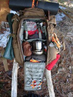 Backpack Load