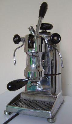 Lady Duchessa Vintage Lever Espresso Machine No Faema Faemina Gaggia Gilda | eBay