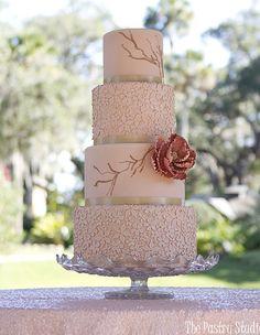 Pasteles de boda de Alta Costura : Fiancee Bodas