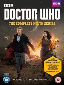 Doctor Who - The Complete Ninth Series DVD 2015: Amazon.co.uk: Peter Capaldi, Jenna Coleman, Maisie Williams, Michelle Gomez, Jemma Redgrave, Ingrid Oliver, Hettie McDonald, Daniel O'Hara, Ed Bazalgette, Steven Moffat, Toby Whithouse, Mark Gatiss: DVD & Blu-ray