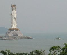 Goddess of Mercy  (Guan Yin)  | China photo