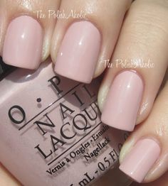 OPI Fall 2012 Germany Collection  My Very First Knockwurst