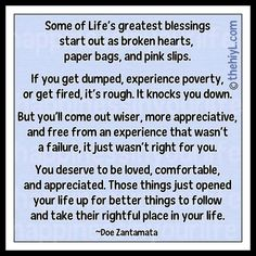 Life's Greatest Blessings...