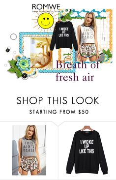"""""""Breath of fresh air :)"""" by mfernandez-i on Polyvore featuring beauty"""