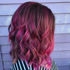 Picture of an fun and outgoing medium cute hair