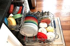 5 Tips to Improve Your Dishwasher's Performance