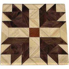 Bear's Paw quilt block