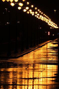 madina rains.. by Mohammad M.Ammar