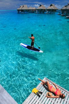 10 honeymoon hotspots for seaside sports