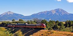 These 6 Scenic Train Rides In Colorado Are Out Of This World! | The Denver City Page