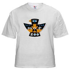 mot-zoo logo  t-shirt