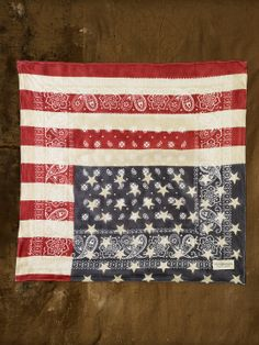 American Flag Bandanna - Scarves  Hats & Scarves - RalphLauren.com