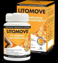 Litomove cu complex Rosenoids x 90 capsule Mac, Bottle, Food, Facebook, Flask, Meals, Yemek, Jars, Eten