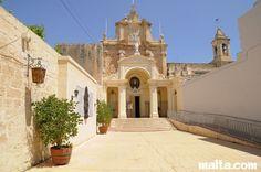 "Church of ""Madonna tal-Herba"" in Birkirkara, Malta"