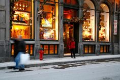 Montreal's BEST Festivals and Events Happening This November 2015: Montreal Festivals November 2015: Christmas Shopping