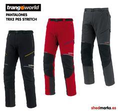 Pantalones de montaña TrangoWorld TRX2 PES STRETCH http://www.shedmarks.es/132-pantalones-montana-hombre