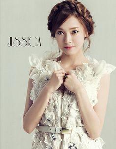SNSD, Girls Generation Jessica SONE NOTE Vol.3 #SNSD #GG #GirlsGeneration