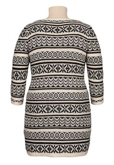 Cozy knit plus size sweater dress - maurices.com