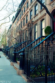 Greenwich Village architecture
