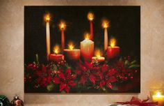 Lighted Holiday Poinsettia Canvas Wall Art With Timer Collections Etc http://www.amazon.com/dp/B00NXDIQXO/ref=cm_sw_r_pi_dp_ptBDub1P4YHMM