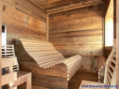 Relaxation Station, Sauna Room, Wood Crafts, Stairs, Outdoor, Google, Kitchen, Home Decor, Reclaimed Wood Benches