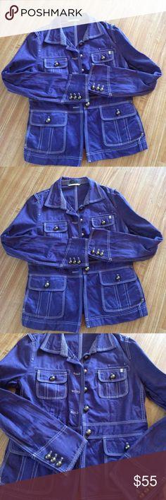 J Crew jacket 100% Cotton good condition no damage at all J crew Jackets & Coats Blazers