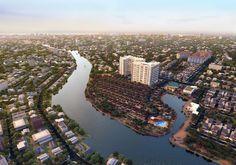 Flora Fuji Condominium 3 mặt hướng sông - lựa chọn mới của giới trẻ