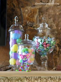 cute ways to decorate for Easter