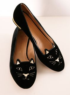 "Charlotte Olympia Kitty Flats [NOTE: The other African male. He is name is CEDRIC, who is only eight years of age. When asked about his dealings with Ziggy, he said this: ""I do not know him. We haven't spoke to each other. We are not friends. I do not know what his problem is."" This is a young ESTP thinking aloud. And S's are the ones who think aloud. I enjoyed this whole afternoon.] ^_^"