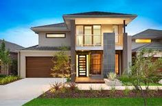 Image result for double story modern house designs
