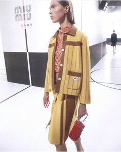 Miu Miu, High Fashion, Duster Coat, Luxury, Jackets, Design, Style, Down Jackets, Swag