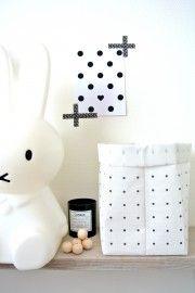 Varpunen Sack - dots - kids room