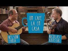 Nicolas Krassik - Violino Nando Duarte - Violão de 7 cordas Carlos Cesar…