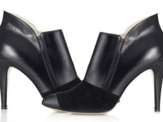 Marion Bootie by Coye Nokes $610.00