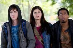 30 Day Percy Jackson Challenge Day #24: Worst part of the movie? Well, I hated the entire thing but I have to say honestly the trio. The acting is horrid, (Altho, I do really like Brandon T. Jackson) and they were just casted all wrong. They're supposed to be 12. Annabeth is blonde. Grover is ginger. Percy has green eyes and black hair.