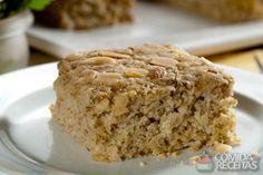 Receita de Bolo de maçã com canela diet em receitas de bolos, veja essa e outras receitas aqui!