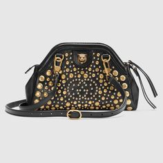 Gucci RE(BELLE) small shoulder bag with studs. add Gucci 7b8115d9f53
