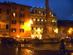 the beauty of light - Pantheon Piazza, Roma