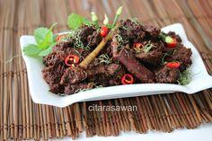 Daging Palembang | Resipi Citarasawan