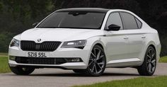 Skoda UK has just launched a new sporty trim of the Superb luxury sedan. Called Superb SportLine, this new addition to the range is availabl - Skoda News at CarTrade Porsche, Audi, Bike News, Auto News, Automobile Industry, About Uk, Motor Car, Product Launch, Sporty