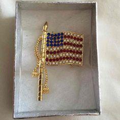 Vintage Flag Brooch - Mercari: Anyone can buy & sell