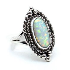 Cosmic Love Opal Ring - Child of Wild  - 1