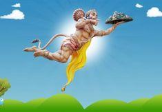 Hanuman Wallpapers | Hindu Gods and Goddesses Hanuman Images Hd, Hanuman Photos, Hanuman Hd Wallpaper, Childhood Photos, 3d Photo, Gods And Goddesses, Religion, Disney Princess, Disney Characters
