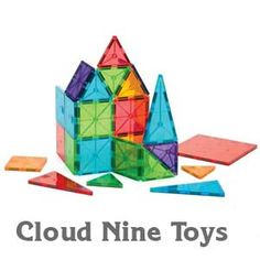 Check out the deal on Magna-Tiles 100 at Cloud Nine Toys - Adorable Kids Dress Up