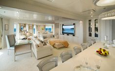 Vogue Living is invited on board luxury floating city The World during its latest visit to Australia.