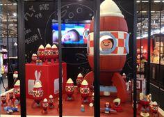 Over the Moon at Maison et Objet - Janod Space Rockets - wooden toys - Maison et Objet September 2014