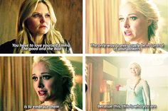 """""""You have to love yourself, Emma."""" - Elsa"""