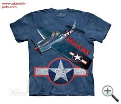 The Mountain Kids Grumman Hellcat USA - Camiseta, Niños Unisex, color azul, tamaño Large Grumman F6f Hellcat, Tshirts Online, Cotton Tee, Classic T Shirts, Unisex, Tees, Mens Tops, Mountain, Transportation Posters