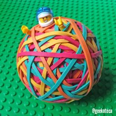 Rueda, y rueda...   Geekoteca Labs   Lego