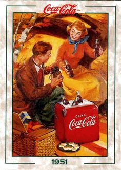 I never tasted Coke until I was 15yrs old in Scotland. I couldn't get over the fizzy..or the taste.